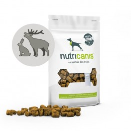 Dog Snacks with game meat and potato (125g)